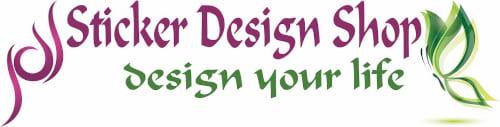 sticker design shop